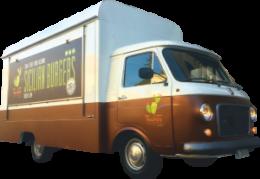 Food Truck Tinchitè, furgoncino per tipico dello Street food Truck siciliano